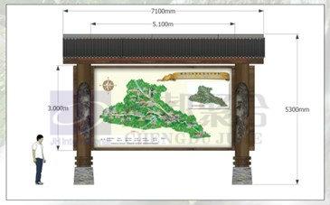 栾川县重渡沟风景区创建国家5a级旅游景区